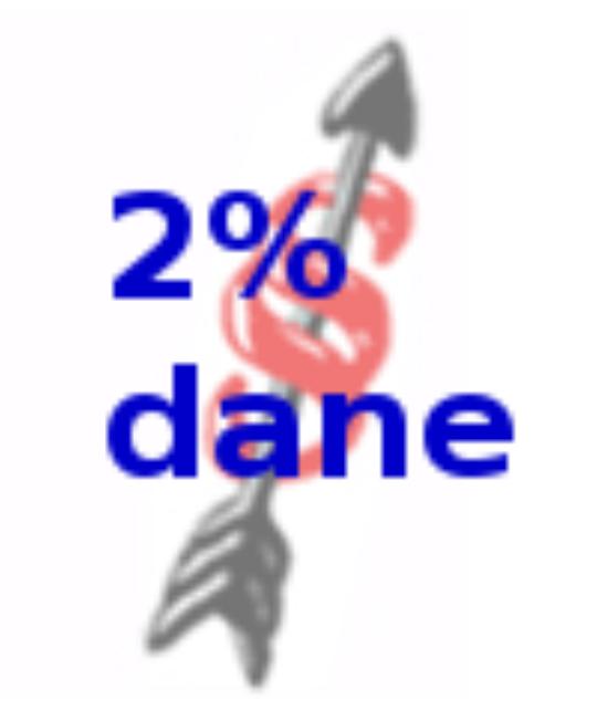 Darujte 2% Legis Telum