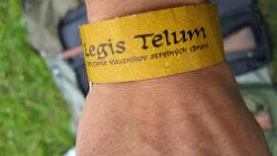 Legis Telum v lete nezaháľa