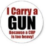 Bezpečnosť občana alebo Potrebuje Slovák nosiť zbraň?