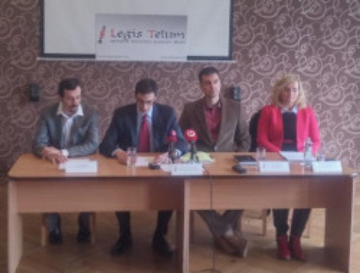 Tlačová konferencia Legis Telum – výstupy