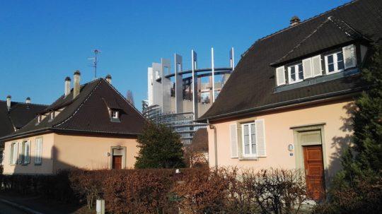 Report z návštevy EP v Štrasburgu