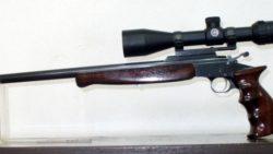 Zlamovacia športová pištoľ Krutý – pokračovanie prvého úspechu