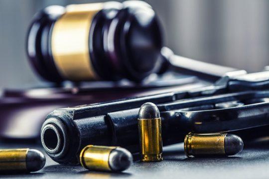 Zbrane a zákony 2018