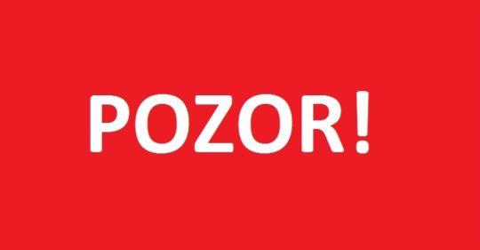 NÁVRH NOVELY ZÁKONA O STR. ZBRANIACH ZVEREJNENÝ !!!